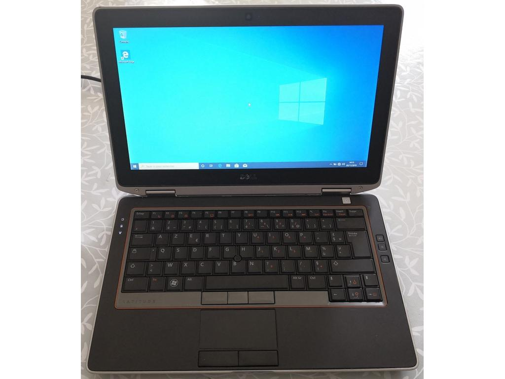 Pc portable Dell Latitude E6320